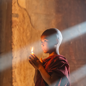 Inspiratie sieraden Tibet en Nepal