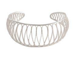 Peruaanse zilveren filigrain armband